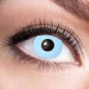 Soft tinted contact lens Ice blue light blue