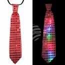 LED tie red LED lighting about 33 cm