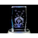 Kristall Quader Glas Kristallquader ...