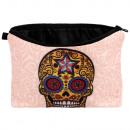 wholesale Bags & Travel accessories: Cosmetic bag with design Skull