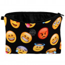 wholesale Bags & Travel accessories: Cosmetic bag with motive  Emoji con