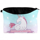 Cosmetic Bag Unicorn & Always be a unicorn pur