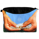 Cosmetic bag Hollyweed multicolor