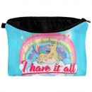 wholesale Bags & Travel accessories: Cosmetic Bag  Unicorn I have it all multicolor