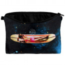 wholesale Bags & Travel accessories: Cosmetic bag Galaxy Surfboard multi-colored