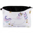wholesale Bags & Travel accessories: Cosmetic bag  Unicorn star multicolor