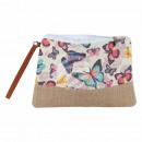 mayorista Maletas y articulos de viaje: bolsa de cosméticos crema mariposas ...
