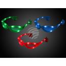 LED Leuchtbrille Deporte Farbsortierung