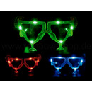 LED assorted motif: cocktail glass
