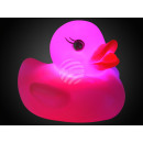 groothandel Verlichting: Duck LED-kleur  roze - Multicolor Flashing