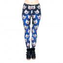 groothandel Kleding & Fashion: Ladies motief  leggings,  leggings, stretch ...