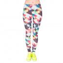 Ladies motive leggings, leggings, stretch pants