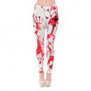 wholesale Trousers: Ladies motive  leggings,  leggings, stretch ...