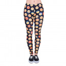 Großhandel Röcke: Damen Motiv  Leggings  Design:Emoticons ...