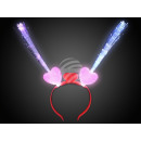 LED light stripe motive: pink hearts