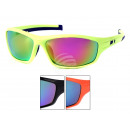 LOOX sunglasses Venezia dual color sport glasses