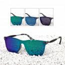 LOOX sunglasses Vienna flat glass black