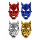 Sortierung Karnevalsmaske sortiert Teufel