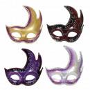 Sortierung Karnevalsmaske sortiert Venezianisch
