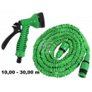 wholesale Garden Equipment: Magical garden  hose green about 10,00m - 30,00m