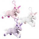 Plush Unicorn Unicorn purple, pink, white