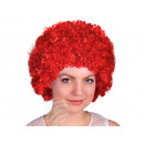 Afro - Wig red