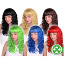 Starter Package wigs mix longhair