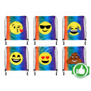Starter Package Gym Sacs Emoticon Multicolor Mix