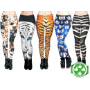 wholesale Trousers: Starter Package Leggings Mix Animals