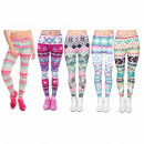 wholesale Trousers: Starter Package Leggings Aztec