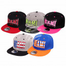 wholesale Licensed Products: Starter Package CAP Mix MIAMI