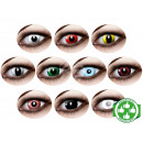 Starter Package Contact Lenses Monster MIX