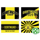 Starter Package Flags Mix Dortmund II