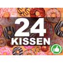ingrosso Home & Living: Starter Package 24  pezzi ciambella cuscino assorti