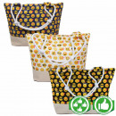 3 Emoticon Models Shopper Carrying Case