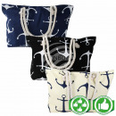 wholesale Store & Warehouse Equipment: Tote Bag Shopper 3 maritime models