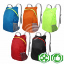 Starter package 5 models foldable backpacks
