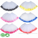Starter Package Tutu Pettycoat 6 colors of 5 piece