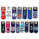 Starter package motive socks maritim 15 models