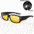 wholesale Car accessories: POLAREX night driving glasses Night driving glasse