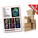 wholesale Watches: Approximately 4000 Silicone Watches with LED light