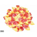 Rose petals Rose petals yellow bordeaux 500e