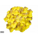 wholesale Artificial Flowers: Rose petals Rose petals yellow autumn 500