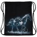 Gymbag, Gymsac Design: Pferd aus Wasser