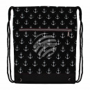 wholesale Gifts & Stationery: Gymsac Gymbag (about 33 x 39 cm), black