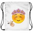 Rucksack Tasche Emoticon Chill