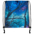 Backpack Turnbeutel branches Galaxy