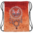 wholesale Gifts & Stationery: Backpack Bag Dreamcatcher Fuchs