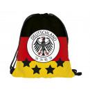 Gymbag, Gymsac Design: Deutschland Farbe: schwarz