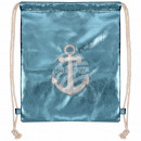 Backpack with anchor